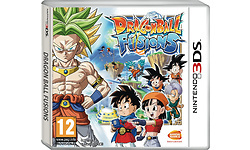Dragon Ball Fusion (Nintendo 3DS)
