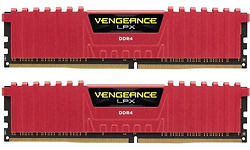 Corsair Vengeance LPX Red 16GB DDR4-3200 CL16