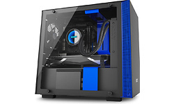 NZXT H200i Window Black/Blue
