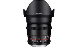 Samyang 16mm f/2.2 VDSLR ED AS UMC CS II Canon