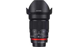 Samyang 35mm f/1.4 Canon M