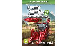 Farming Simulator 17 Platinum Edition (PC)