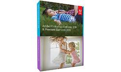 Adobe Photoshop Elements + Premiere Elements 2018 Upgrade (DE)