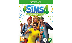 De Sims 4 Deluxe Party Edition (Xbox One)