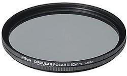 Nikon 62mm Circ. Polarizing II