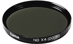 Hama Grey 58mm HTMC Coated Filter