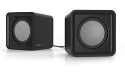 Speedlink Twoxo Stereo Compact Cube Black