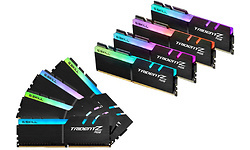 G.Skill Trident Z RGB 128GB DDR4-2933 CL16 octo kit