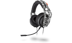 Plantronics RIG 400HS Camo Official Headset White/ Grey