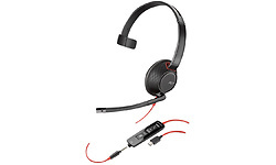 Plantronics Blackwire C5210 Black