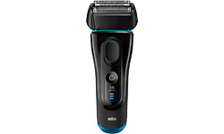 Braun Series 5 5140S Black/Blue