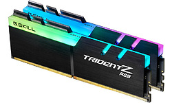 G.Skill Trident Z RGB Black 32GB DDR4-2400 CL15 kit