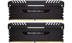 Corsair Vengeance RGB Black 32GB DDR4-3000 CL16 kit (CMR32GX4M2C3000C16)