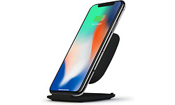 Zens Ultra Fast Wireless Charger Stand Base 15W Black