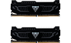 Patriot Patriot Viper LED Black 16GB DDR4-2400 CL14 Kit