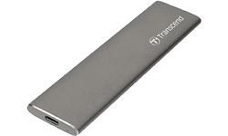 Transcend StoreJet 600 240GB Grey