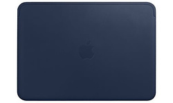 Apple Leather Sleeve for 12 MacBook Midnight Blue