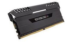 Corsair Vengeance RGB Black 64GB DDR4-3600 CL18