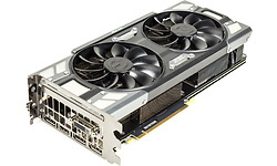 EVGA GeForce GTX 1070 Ti FTW Ultra Silent 8GB