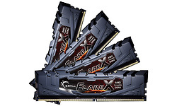 G.Skill Flare X Ryzen Silver 32GB DDR4-2933 CL16 quad kit