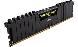 Corsair Vengeance LPX Black 16GB DDR4-2666 CL16 kit