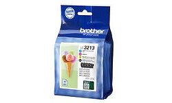 Brother LC-3213VAL Black + Color