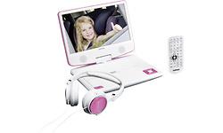 Lenco DVP-910 Pink