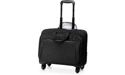 HP Business 4 Wheel Roller Case 17.3 Black
