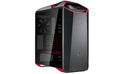 Cooler Master MasterCase MC500MT Window Black/Red