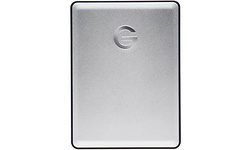 G-Technology G-Drive Mobile 4TB Silver