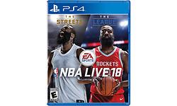 NBA Live 18 (PlayStation 4)
