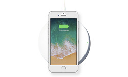 Belkin Boost Up Wireless Charging Pad White