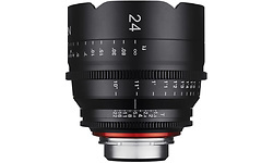 Xeen 24mm f/1.5 PL