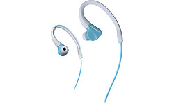 Pioneer In-Ear Sport White/Turquoise