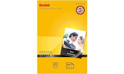 Kodak Ultra Premium 10x15 280gr 20 Vel Satin
