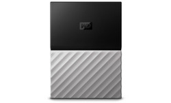 Western Digital My Passport Ultra 2TB Black/Silver