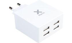 Xtorm AC Adapter 4 USB Ports