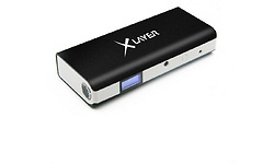 XLayer Powerbank PlusLine 16000 Black