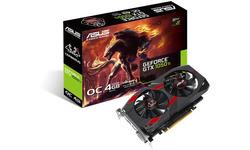 Asus GeForce GTX 1050 Ti Cerberus Boost 4GB