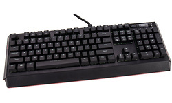 Riotoro Ghostwriter Prism Black RGB Cherry MX-Black (US)