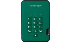 iStorage diskAshur 2 500GB Green