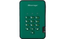 iStorage diskAshur 2 500GB Green