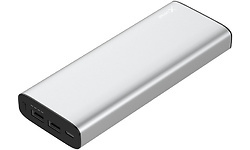 XLayer Powerbank Plus MacBook 20100 Silver