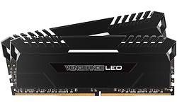 Corsair Vengeance White LED Black 32GB DDR4-3000 CL16-18-18-36 kit