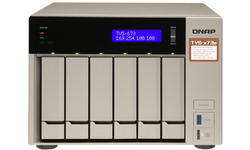QNAP TVS-673E-4G