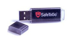 Origin Storage SafeToGo 64GB Black