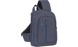 Rivacase 7529 Laptop Backpack Grey