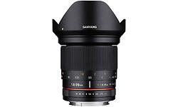 Samyang 20mm f/1.8 Olympus 4/3