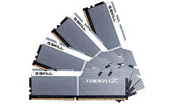 G.Skill Trident Z White/ Silver 64GB DDR4-3200 CL16 quad kit