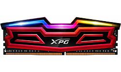Adata XPG Spectrix D40 Black/Red 32GB DDR4-2666 CL16 quad kit